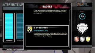 getlinkyoutube.com-NBA 2K16 - How to get EVERY Badge Tutuorial !!!