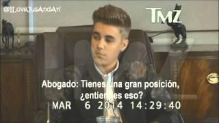 getlinkyoutube.com-Justin Bieber declarando {6/3/2014} Traducido al español.