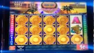 getlinkyoutube.com-Konami- MAYAN CHIEF slot machine 550+ free spins BONUS BIG WIN