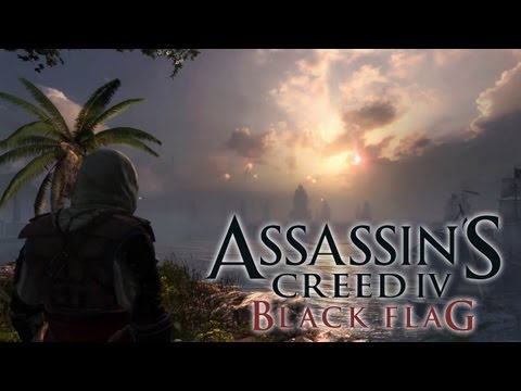 Assassin's Creed IV Black Flag 'PS4 E3 2013 Gameplay Demo' [1080p] TRUE-HD QUALITY E3M13