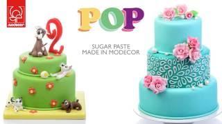 getlinkyoutube.com-POP: the Sugar Paste made in Modecor