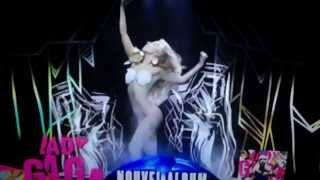 getlinkyoutube.com-Lady GaGa French TV Publicité ARTPOP 1