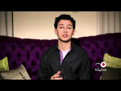 @QabilaTv | برنامج شفت النبى | مصطفى عاطف | 2 | ابتسامته كانت علامة