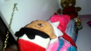 getlinkyoutube.com-My Elf on the shelf having her baby!!!