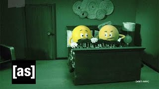 Paranormal Pactivity | Robot Chicken | Adult Swim