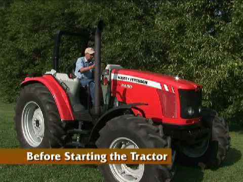 AGCO Academy: Tractor Best Practices (1 of 2)