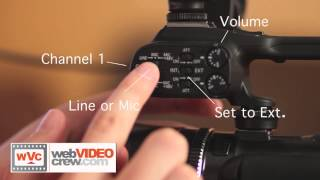 How To Set Up a Lavalier Microphone to Record to Camera: Video Production Tips by Web Video Crew