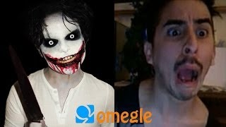 getlinkyoutube.com-Jeff the Killer goes on Omegle!