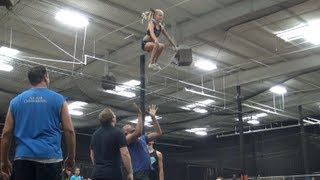 getlinkyoutube.com-ALL STAR CHEERLEADING JUMP ROPE STUNT SEQUENCE by Coach Brandon & Maddie