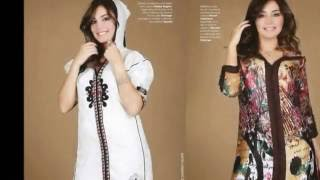 getlinkyoutube.com-جديد الجلابة المغربية العصرية الصيفية لسنة 2016 / modele jellaba marocaine
