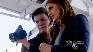 "getlinkyoutube.com-Castle 8x08  Beckett  Rick  Divide & Conquer Plan ""Mr. & Mrs. Castle"" Season 8 Episode 8"