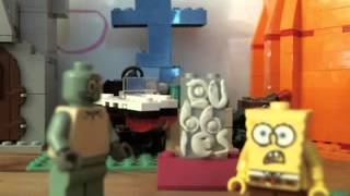 getlinkyoutube.com-lego spongebob bubble stand