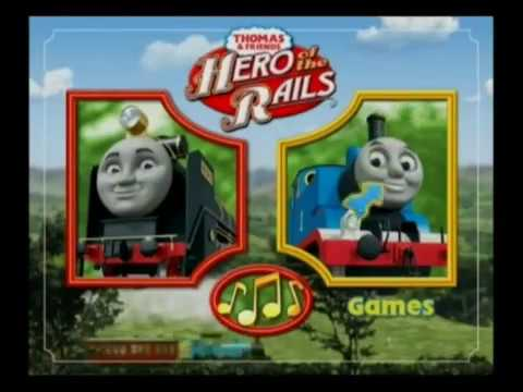 Steamteam's Hero Of The Rails Wii Game Mode With Go, Go Thom