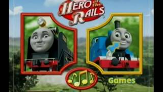 getlinkyoutube.com-SteamTeam's Hero of the Rails Wii Game mode with Go, Go Thomas!