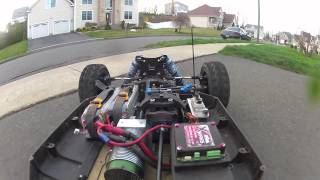 getlinkyoutube.com-RCMADNESS 5T Brushless Most Powerful 5T in the world 13 HP.