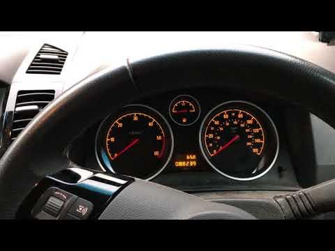 Vauxhall Zafira B Diesel 1.9cdti starting problems