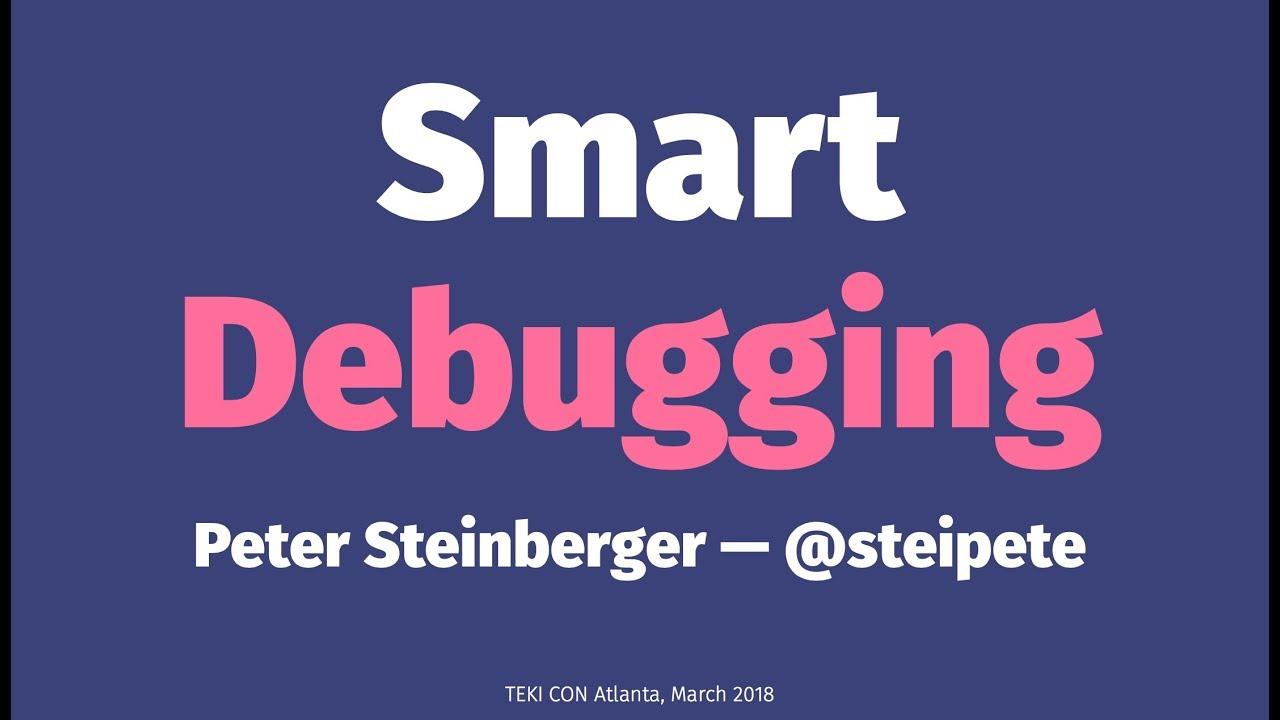 Smart Debugging