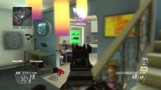 getlinkyoutube.com-Black Ops 2: Vector Nuked Out On Nuketown!
