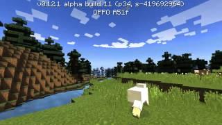 getlinkyoutube.com-[GBN] Minecraft pe 0.12.1 - MOD แสงเงา (MOD Shader)