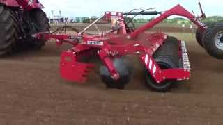 Agri-Linc Proforge INVERTA Cultivator Demonstration