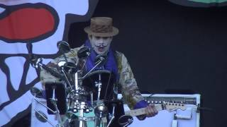 getlinkyoutube.com-Limp Bizkit Gold Cobra and Vinnie Paul Live Rock in Vienna 2015