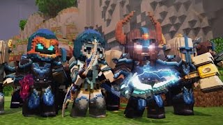 getlinkyoutube.com-Guerreiros do Minecraft - FILME (Minecraft Animation)