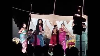 getlinkyoutube.com-Boppudivaripalem nagin nagin dance