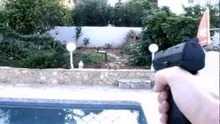 getlinkyoutube.com-Walther CP99 - Shooting