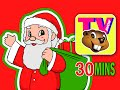 "BBTV S1 E6 ""Christmas Special"" | Busy Beavers TV Show | Santa, Rudolph, Frosty, Jingle Bells Kids"