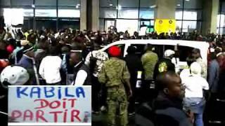 getlinkyoutube.com-Tshisekedi en Afrique du Sud: le triomphe