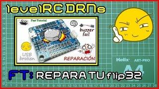getlinkyoutube.com-FT: Reparación Flip32. Buzzer y microUSB