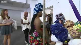 ANGALIA VIDEO YA WANAMITINDI WA AFRICA, MITINDO YANG'AA LONDON..