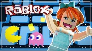"getlinkyoutube.com-""COME HERE GHOSTS!"" | Roblox - Pac-Man VS ᗧ•ᗣ"