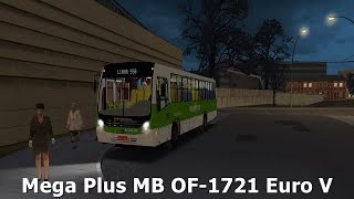 getlinkyoutube.com-OMSI 2 - NEOBUS Mega Plus MB OF-1721 Euro V [+DOWNLOAD]