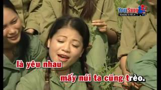 getlinkyoutube.com-Tàu Anh Qua Núi - Karaoke ( Anh Thơ)