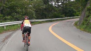 getlinkyoutube.com-ロードバイクで1000km 72時間でお伊勢参り! 甲府スタートのブルベ 三重県で折り返し横浜まで (ローラー台のお供)