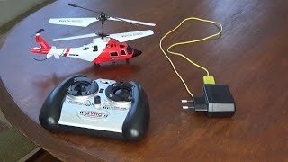 getlinkyoutube.com-Helicoptero a Control Remoto | S111g guarda costa