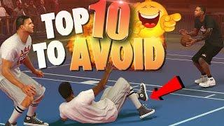 getlinkyoutube.com-NBA 2K17 TOP 10 Most DANGEROUS Ankle Breakers To AVOID