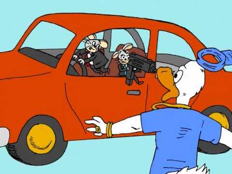 Ghetto Cartoon de Coolio Letra y Video