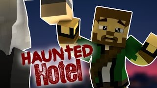 getlinkyoutube.com-Haunted Hotel | I'M A BABY! | Minecraft Roleplay Adventure [1]