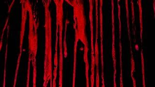 FREE - Blood Drizzle - Black Screen