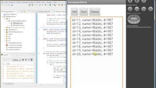 getlinkyoutube.com-SQL Lite Database: Android Programming
