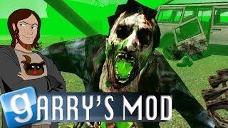 getlinkyoutube.com-Gmod - Radioactive Zombie Survival!