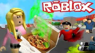 getlinkyoutube.com-WE POISONED THE PIZZAS BY ACCIDENT!! | Roblox Roleplay
