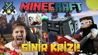 getlinkyoutube.com-GHOST GAMER SİNİRDEN AĞLADI! - Minecraft Yatak Savaşları! - Minecraft BEDWARS! - w/ Ghost Gamer
