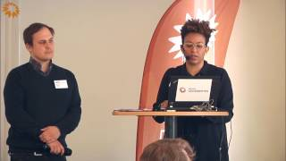 HBTQ 2017 - Bella Lawson och Richard Ström
