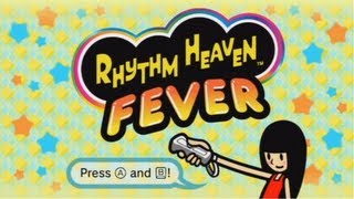 getlinkyoutube.com-Rhythm Heaven Fever: Two Player - Part 1/1