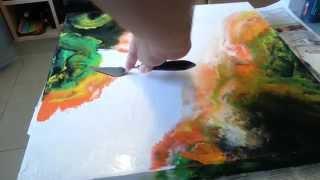 getlinkyoutube.com-abstrakte Acrylmalerei cut
