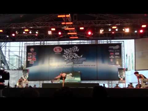 Best show BOTY South Asia 2011: SINE crew (Vietnam).