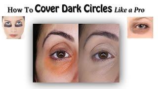 getlinkyoutube.com-How To Cover Dark Circles Like a Pro | Josephine Fusco